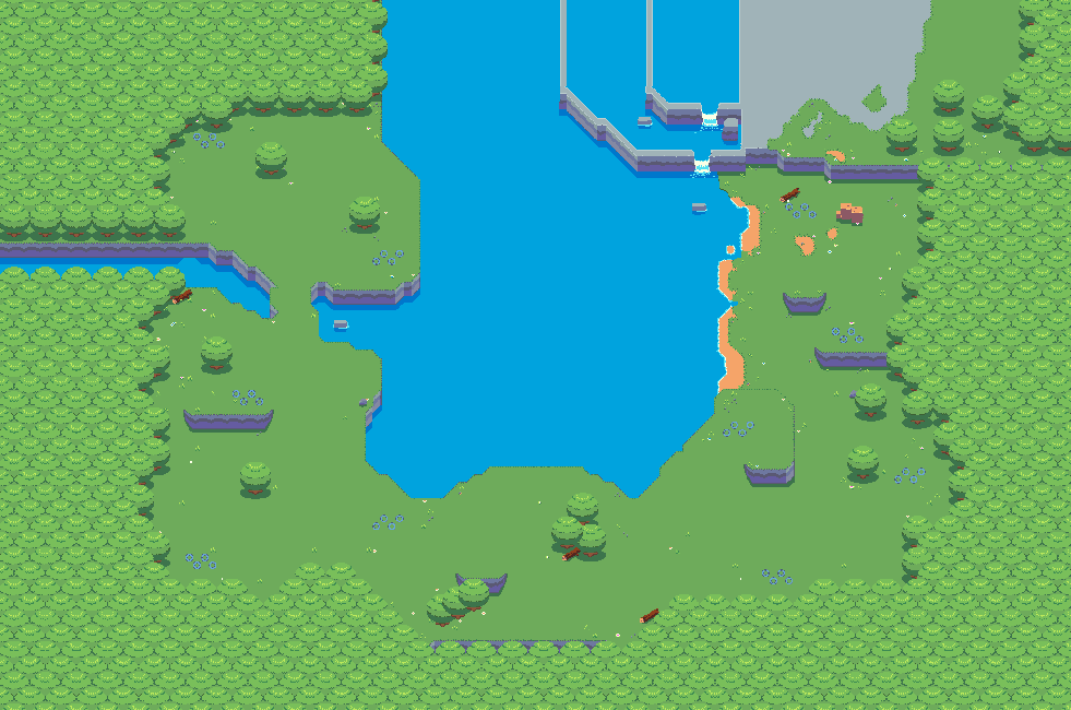 Adventures in Procedural Generation – TinyBird Games
