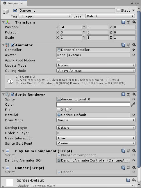 Unity3D Tutorial: Controlling Multiple Animators and